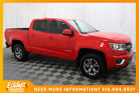 100 Used Chevy 4x4 Trucks For Sale PreOwned 2017 Chevrolet Colorado Crew Cab Z71 Truck In Wichita