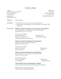 Tech Resume Samples