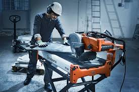 Husky Wet Tile Saw by Tile Saws And Diamond Tools For Professional Tile Setters