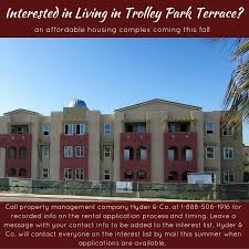 Interested in Living in Trolley Park Terrace – What s New In the