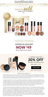BareMinerals Coupons - 20% Off $100 At BareMinerals, Or ...