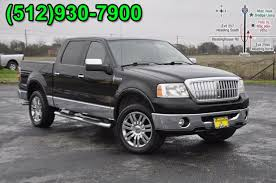 100 Used Pickup Trucks For Sale In Texas 2007 Lincoln Mark LT Crew Cab In Austin TX 708847A