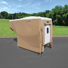Elements All-Climate Pickup Camper Cover 10'1