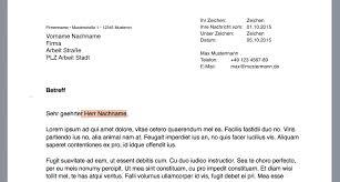 Pages Norm DIN 5008 Brief Vorlage Numbersvorlagende