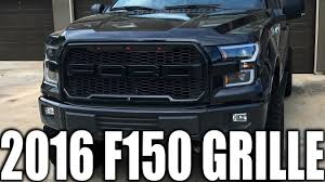 FORD F150 BEST MOD AND UPGRADE | AFTERMARKET GRILLE FOR 2015-2017 ...