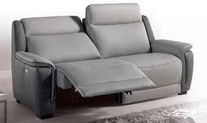 canapé relax 2 places électrique canape cuir relax electrique 2 places 59 images canape relax