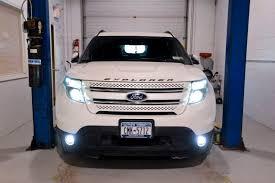 2016 explorer led fog lights option ford explorer and ford