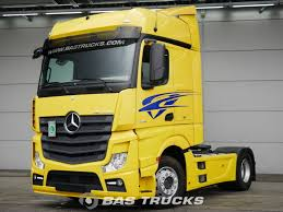 Mercedes Actros 1845 LS Tractorhead Euro Norm 6 €35400 - BAS Trucks