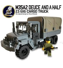 US NAVY SEABEE DEUCE AND A HALF LEGO® KIT | Welcome To Seabee Pride M35a3 Deuce And A Half Military Truck Test Youtube Building Deuce And Half Tow Bar Diy Metal Fabrication Com M35a2 And A Texags M35a2 Army 6x6 Winch Gun Ring Kaiser Tmf Bugging Out In Deuce Half Teotwawki Cariboo Trucks Puget Sound Estate Auctions Lot 1 Vintage Vehicle Machine Original Bobbed 25 Ton Truck The Utility Duv Project Custom Multifuel 1967 Dump Military