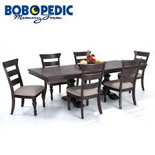 Seven Piece Dining Room Set by Dining Room Sets Bob U0027s Discount Furniture