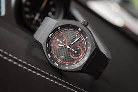 Porsche Design Archives Monochrome Watches