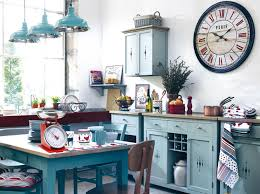 cuisine style retro organisation deco cuisine style retro