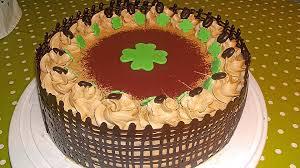 einfache mokka creme torte