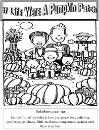 Pumpkin Patch Parable Printable by Harvest Blessing In My Treasure Box If Life Were A Pumpkin Patch