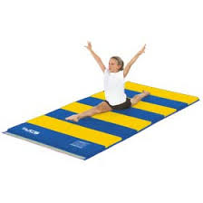 educator 140 series folding gym mats ucs gymnastics and cheer