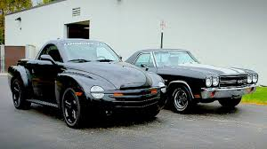 Chevy 2004 Chevy Ssr Truck | Truck And Van