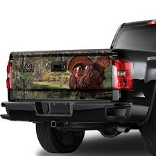 Turkey Tailgate Graphic- Realtree® Xtra Camo | Camouflage Decals ...