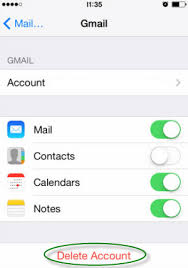 Recover deleted Gmail notes on iPhone 6 5S 5 4S 4