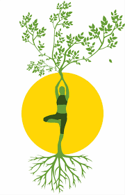 Anxiety Intentional Wellness And Center Poses Yoga Tree Png For Rock