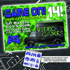 Game Truck Birthday Party Invitation NEW | Etsy Game Truck Cost Brand Whosale Gametruck Hershey Party Trucks Maryland Premier Mobile Video Truck Rental Byagametruckcom Games On Wheels Usa Staten Island New York Birthday Gamers Fun Our Services Kids Bus Mr Room Columbus Ohio And Laser Tag Monroe County Rochester Ny Windy City Theater For Parties In West Bradenton Florida Areas