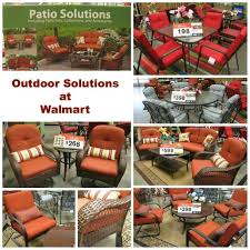 Wicker Patio Sets At Walmart by Cheap Patio Sets Walmart