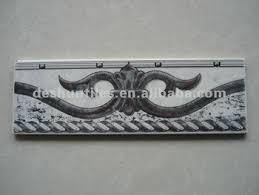 7x20cm 8x25cm glazed wall ceramic listello border tile buy