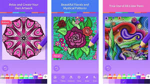 Free Coloring Book Apps Colorify Screenshot