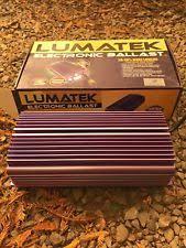 1000 Watt Hps Bulb And Ballast by Lumatek 1000w Digital Ballast Ebay