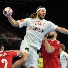HandballWM Dänemark Startet Mit Kantersieg Gegen Chile SPIEGEL