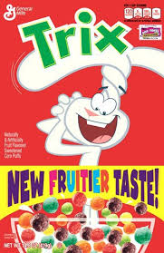 Artificial Colors Are Back In Trix Cereal After Outrage
