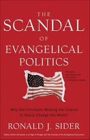 A We Were At The Conference Scandal Of Evangelical Politics