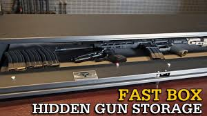 Fast Box™ Model 40 - SecureIt Gun Storage