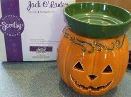 Pumpkin Scentsy Warmer 2012 by Free New Jack O Lantern Scentsy Warmer W Extra Bulb Other Home