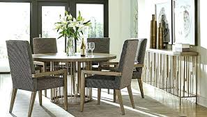 Luxury Dining Sets High End Furniture Tables Elegant Round Room Club
