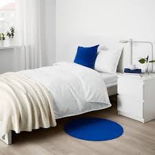 risgårde teppich kurzflor blau 70 cm ikea österreich