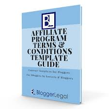 Affiliate Program Terms And Conditions Guide