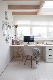 bureau ikea treteaux studio makeover before after avenue lifestyle avenue lifestyle
