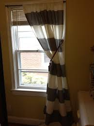 cheapue and white striped curtains curtain menzilperde net navy
