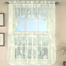 Walmart Lace Kitchen Curtains by Kitchen Tier Curtains U2013 Teawing Co