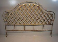 Wrought Iron King Headboard by King Iron Headboard Ebay