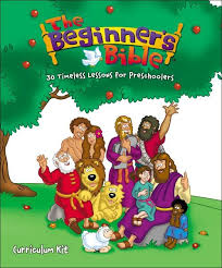 The Beginners Bible Curriculum Kit 9780310820130