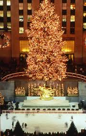 Rockefeller Plaza Christmas Tree by The 1998 Rockefeller Center Christmas Tree Lauren Lanphear