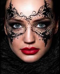 Halloween Half Mask Makeup by 20 Halloween Mask Makeup Ideas Masquerade Masks Halloween
