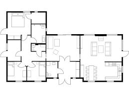 Blueprints House House Floor Plan Roomsketcher