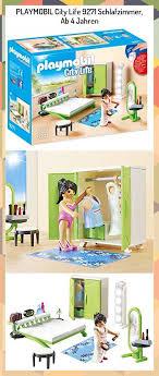 playmobil city 9271 schlafzimmer ab 4 jahren city