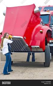 100 Female Truck Driver Woman Image Photo Free Trial Bigstock