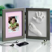 kit empreinte bébé souvenir 3d kit moulage creavea