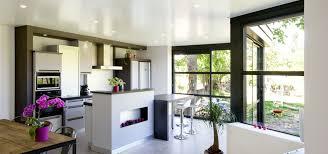 agrandissement cuisine véranda confort sur mesure pour extension pièce à vivre cuisine