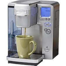 Cuisinart Keurig K Cup Brewing System