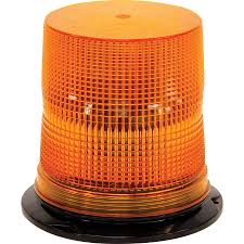 Buyers SL660A Amber Permanent Mount Dual Flash Snow Plow Strobe